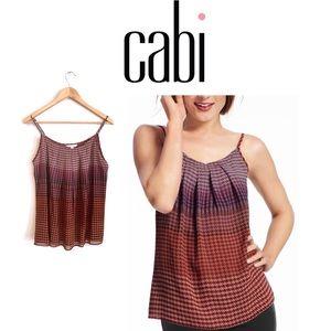 Cabi Houndstooth Cami